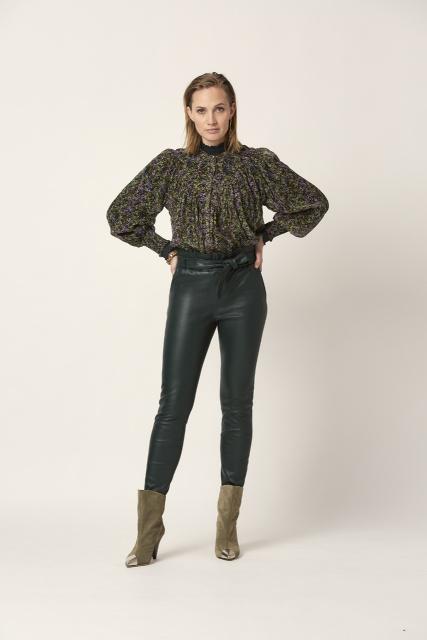 Duran leather pants