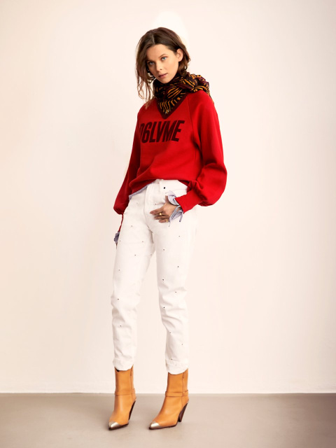 Loveme sweater