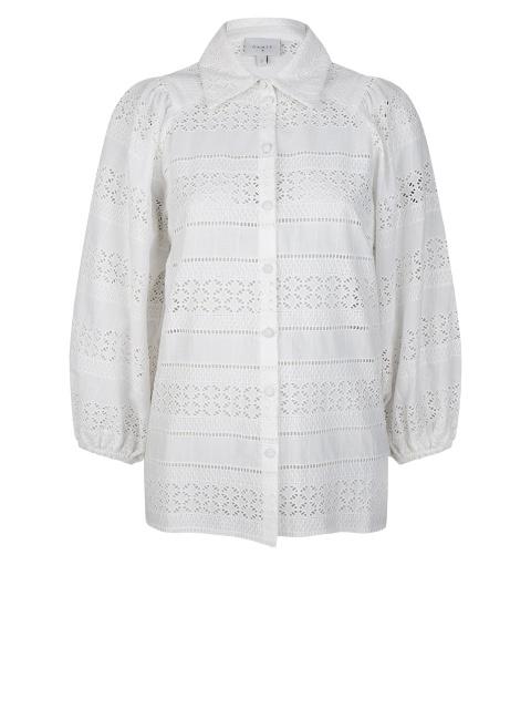 Laureene embroidered blouse