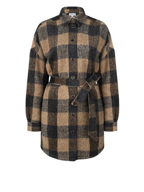Trucker blouse