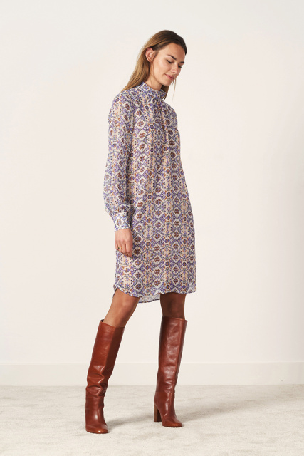 Xeres Mozaic dress