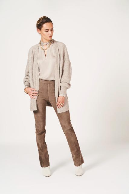 Dollmann pants