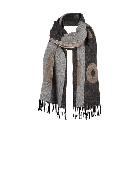 D6 logo scarf