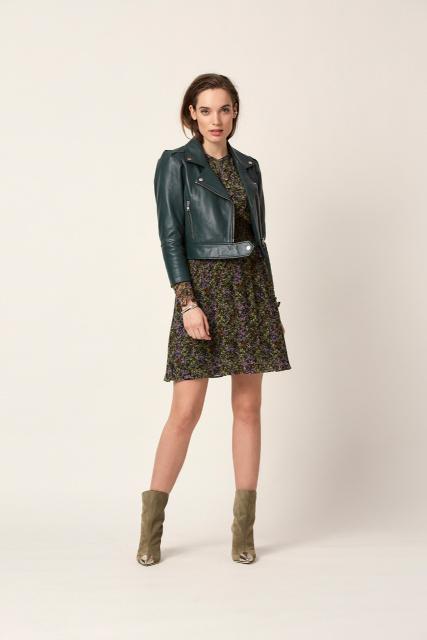 Jae leather jacket