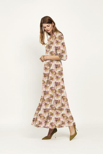 Poetic dress